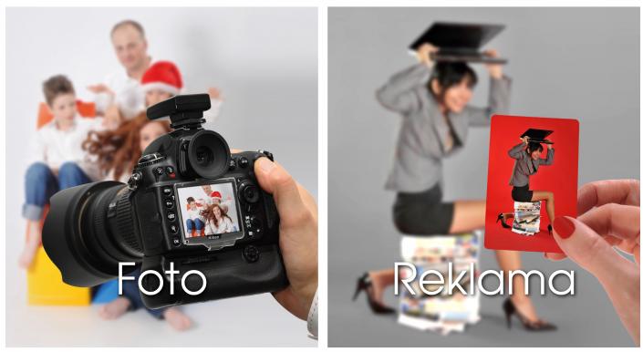 Fotograf, reklamní agentura, grafické a web studio