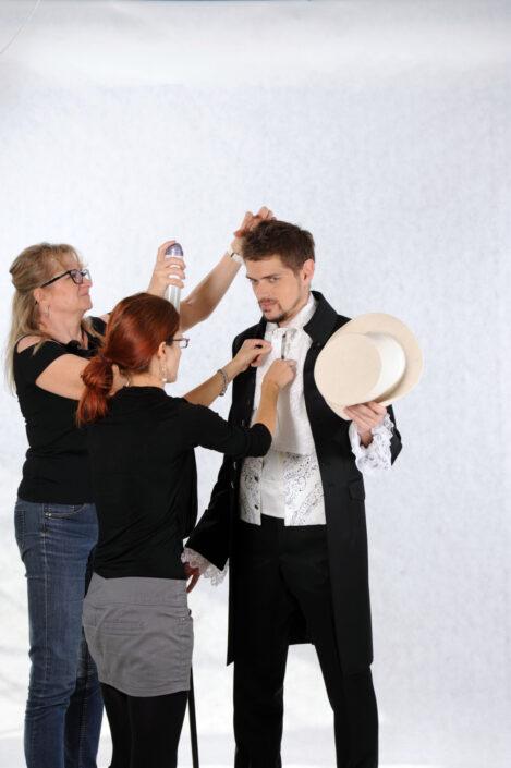 Pánský model, modelingová fotografie, módní fotografie, profesionální fotograf, backstage