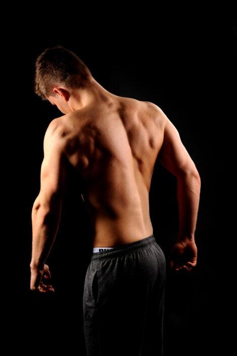 Fitness fotografie