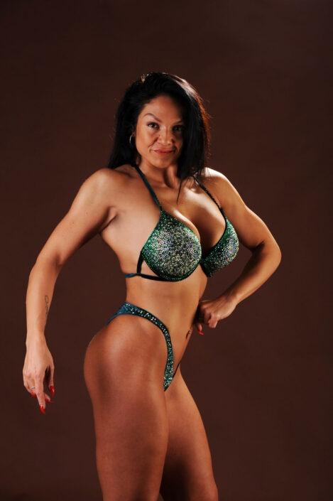 bikini fitness Zuzana Kozáková