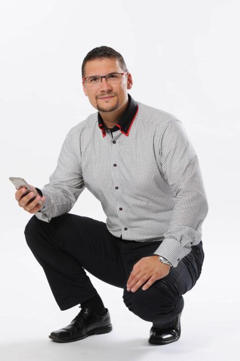 business portrét Obchodní business fotograf