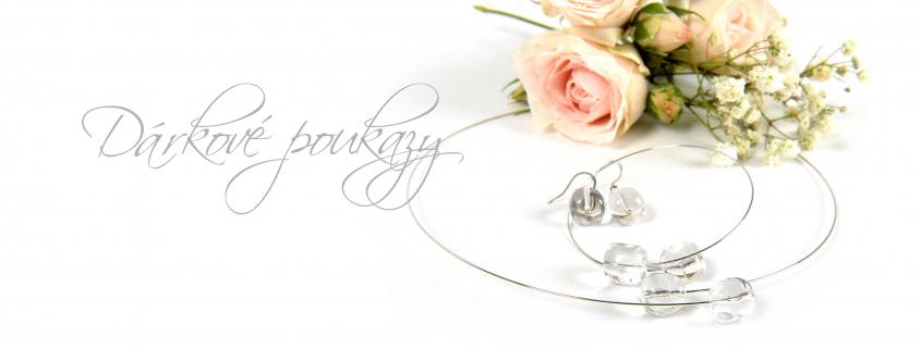 Dárkový poukaz na šperky Design © Copyright Jiřina Chrtková FAST SHOTS, s.r.o.