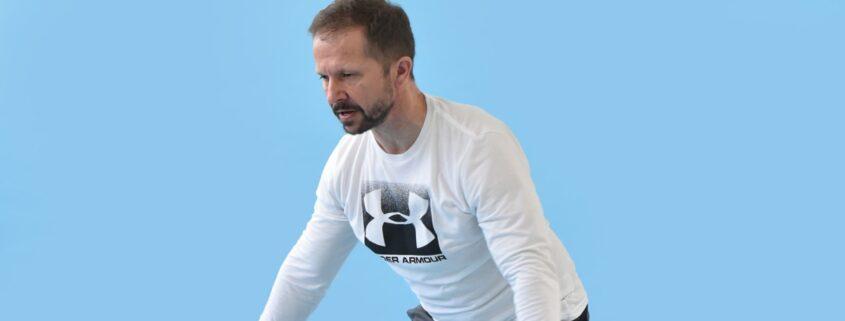 fitness & sport focení Jak cvičit správně angličáky